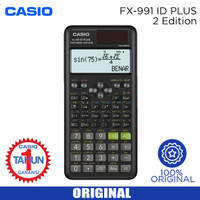 KALKULATOR CASIO FX 991 ID PLUS 2nd Edition