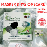 Masker KN95 5 Ply Earloop Merk Onecare Medical Grade