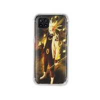 Case Anime Naruto Kyubi Mode Custom Casing HP Hardcase & Softcase