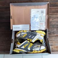 Balenciaga Track 1.0 Sneakers Shoes Sepatu Yellow Grey White Oversized
