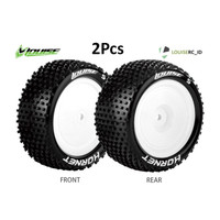 Louise 1/10 E-Hornet TIRE 12MM Buggy Kyosho X-Ray Ban Rc L-T3170SWKF