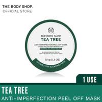 The Body Shop Tea Tree Anti-Imperfection Peel-Off Mask 10G