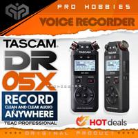 Tascam Recorder DR-05X Portable Handheld