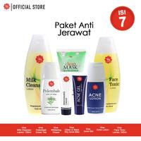 [PROMO] Paket Anti-Jerawat (Rangkaian Perawatan Viva Cosmetics)