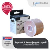 Kindmax Kinesiologi Tape Athletic Sports Elastic Kinesiology Original