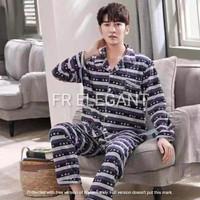 Piyama laki improt / baju tidur cowok import / piyama pria premium