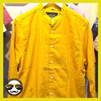 Baju Koko Kemeja Koko Pria Tangan Panjang Katun Rayon Premium DLCK 01