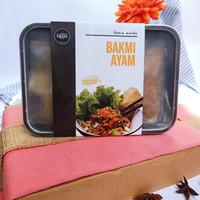 BAKMI AYAM FROZEN ISI 2 - by BAKMI HIPPO BALI - Ready to Cook