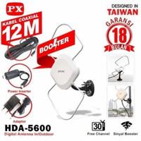 Antena PX HDA-5600 HDA5600 Digital Indoor OutDoor Sama Dengan HDA-5000