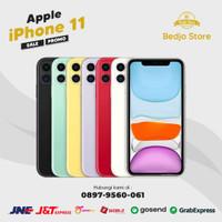 iphone 11 64gb second mulus
