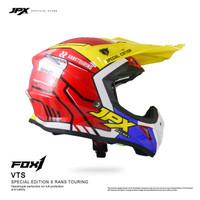 Helm JPX Fox1 Cross Full Face VTS/RANS Special Edition