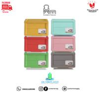 Olymplast Storage Solution OSS Container Box Laci Plastik Serbaguna