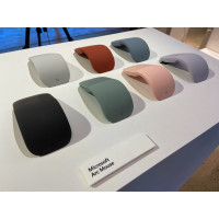 Microsoft Surface Arc Touch Mouse / Mouse Surface - Platinum / Black