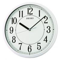 Jam Dinding Seiko QXA756 / Seiko Jam Dinding Original - Putih