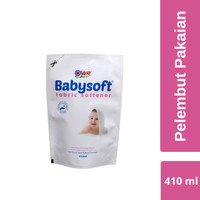 Yuri Babysoft Pelembut Pakaian Bayi 410 ml