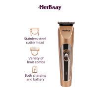Herbaay alat cukur rambut/hair clipper Professional pemotong rambut