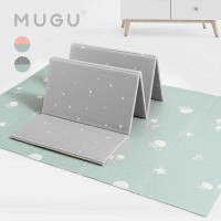 MUGU Folding Play Mat Playmat Playgym Karpet Bermain Anak Bayi Balita