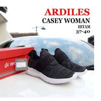Sepatu Sneakers Wanita ARDILES CASEY Model Slip On Terbaru Size 37-40