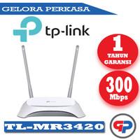 TP-LINK TL-MR 3420 Router 4G/3G USB Modem NEW FIRMWARE TPLINK MR3420