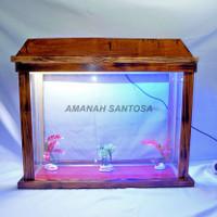 aquarium aquascape full set