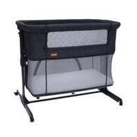 Box Babydoes Minibed 3in1 side bed 169 Tempat Tidur Bayi - Dark Grey