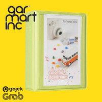 Album 2Nan MINI 28 Foto Instax Mini Polaroid 8 9 90 SP 2R - Lime