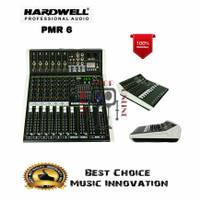 Power Audio Mixer Hardwell PMR 6 Bluetooth System