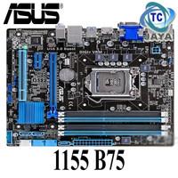 MOBO LGA 1155 B75M - ASUS