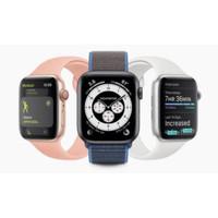 Apple I-watch series SE 44mm (Grey & Gold) New Ori BNIB Apple