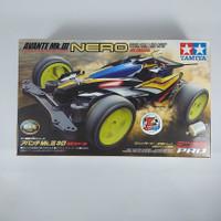 Tamiya mini 4wd Avante MK 3 Nero. MS chassis.