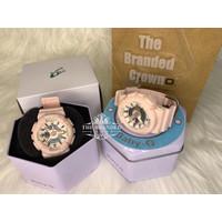 JAM TANGAN Casio G-SHOCK Lady Pinky Baby Sport Watches - ELEGANT PINK