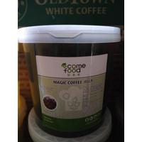 COME FOOD MAGIC COFFEE JELLY 3,3KG / KOPI JELLY 3,3KG JELI KOPI