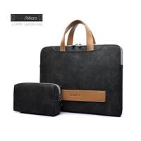 Laptop Asus ZenBook Pro Duo UX581 14 Sleeve Tas Leather Premium Bag