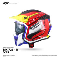 Helm JPX MX-726R VTS/RANS Special Edition