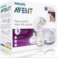 Philips Avent Single Elecric Comfort Breast Pump / pompa asi elektrik