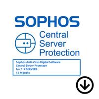 Sophos Central Server Protecton For 1-9 SERVERS [Anti Virus Digital]