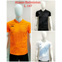 Baju Badminton Jersey Bulutangkis Atasan Dewasa L.147