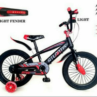 sepeda anak bmx 18 atlantis sparta ban jumbo