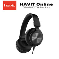 Headphone / Headset Wired Colorful Music HAVIT HV-H2263D