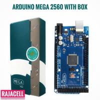Arduino Mega2560 R3 Mega 2560 16u2 + Box Like Original + Kabel data