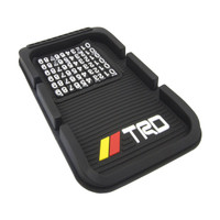 Carinn Dashmat / Non Slip / Karpet Dashboard Phone Holder