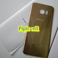 TERMURAH Back cover Back door Tutup Belakang Samsung Samsung S7 EDGE G