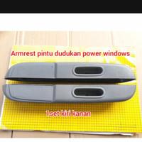 armrest arm rest dudukan power window pintu kijang universal dll