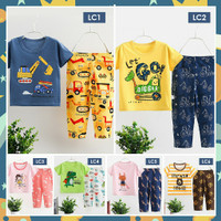 Piyama Anak Laki laki dan Perempuan Setelan Import Baju Tidur Kartun
