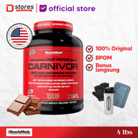Musclemeds Carnivor Whey 4lb Beef Protein Bstores
