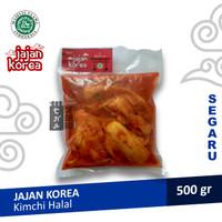 Kimchi Korea Fresh Homemade Jajan Korea 500gr