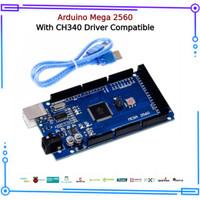 Arduino MEGA 2560 R3 CH340 Compatible
