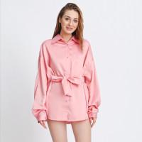 SAIA Dara Top Baby Pink