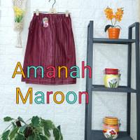 Celana Sarung Anak laki-laki 3-4 Tahun/Sarung Celana Amanah S - Maroon