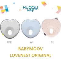 Babymoov Lovenest ORIGINAL Bantal Peang Bayi Flat Head Pillow